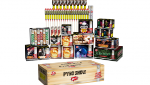 Pyro Show Crate